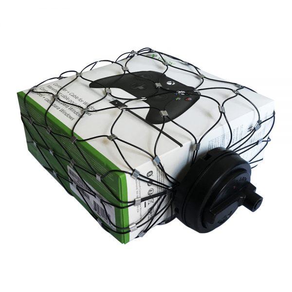 Etiqueta Spider Tag con Malla (360mm)