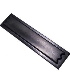Etiqueta adhesiva AM negra